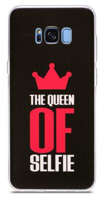 Чохол Utty B&Z Ultra Thin Samsung S8 G955 Queen of Selfie 1