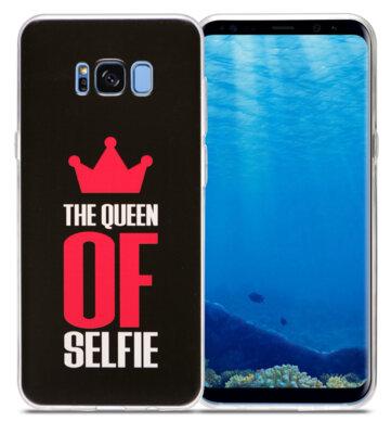 Чохол Utty B&Z Ultra Thin Samsung S8 G955 Queen of Selfie 2