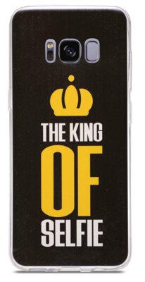 Чехол Utty B&Z Ultra Thin Samsung S8 G950 King of Selfie 1