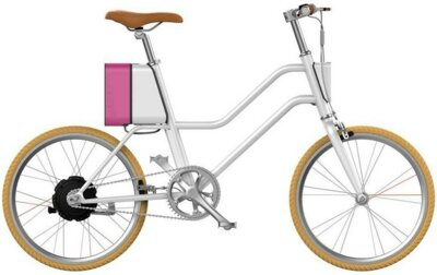Электровелосипед Xiaomi YunBike C1 Women`s Fresh White 1