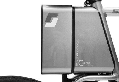 Електровелосипед Xiaomi YunBike C1 Men`s Metal 4