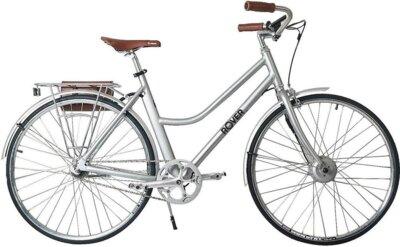 Електровелосипед Rover Vintage Lady Brushed alu 1