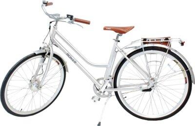 Електровелосипед Rover Vintage Lady Brushed alu 4