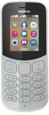 Мобільний телефон Nokia 130 DS New Grey 1