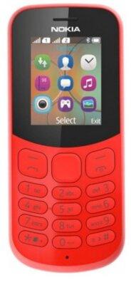 Мобільний телефон Nokia 130 DS New Red 1