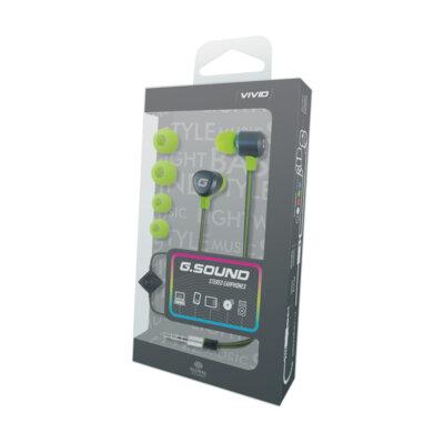 Гарнитура G.Sound C3035GnM Lime Green 2