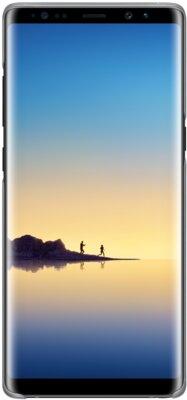 Чехол Samsung Clear Cover Black EF-QN950CBEGRU для Galaxy Note 8 N950 2