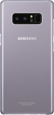 Чохол Samsung Clear Cover Orchid Gray EF-QN950CVEGRU для Galaxy Note 8 N950 1