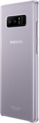 Чохол Samsung Clear Cover Orchid Gray EF-QN950CVEGRU для Galaxy Note 8 N950 3