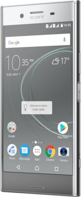 Смартфон Sony Xperia XZ Premium G8142 Luminous Chrome 5