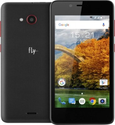 Смартфон Fly FS458 Stratus 7 Black 6