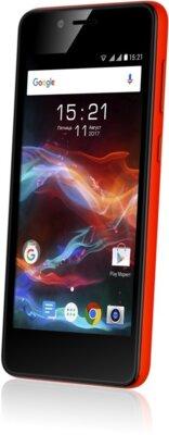 Смартфон Fly FS458 Stratus 7 Red 3