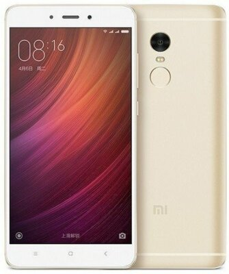 Смартфон Xiaomi Redmi Note 4 4/64GB Gold Украинская версия 3