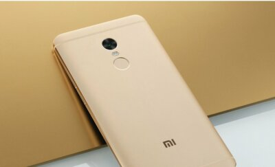 Смартфон Xiaomi Redmi Note 4 4/64GB Gold Украинская версия 5