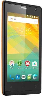 Смартфон Prestigio MultiPhone 3468 Wize OK3 Orange 3