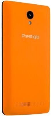 Смартфон Prestigio MultiPhone 3468 Wize OK3 Orange 5