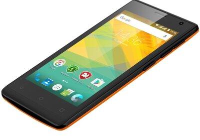 Смартфон Prestigio MultiPhone 3468 Wize OK3 Orange 6