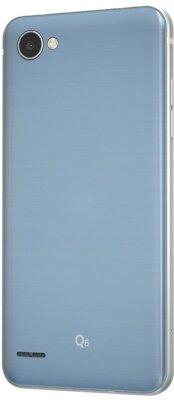 Смартфон LG Q6 (M700AN) 3/32GB DS Platinum 6