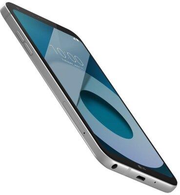 Смартфон LG Q6 (M700AN) 3/32GB DS Platinum 8