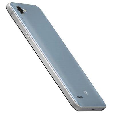 Смартфон LG Q6 (M700AN) 3/32GB DS Platinum 9