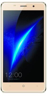 Смартфон Bravis A504 Trace Dual Sim Gold 1