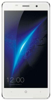 Смартфон Bravis A504 Trace Dual Sim White 1