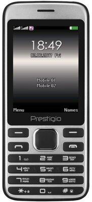 Мобильный телефон Prestigio Grace A1 1281 DS Black 1