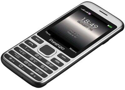 Мобильный телефон Prestigio Grace A1 1281 DS Black 6