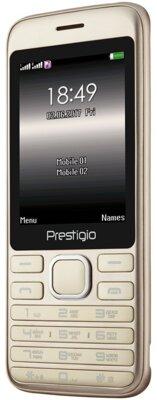 Мобильный телефон Prestigio Grace A1 1281 DS Gold 4