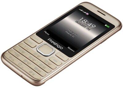 Мобильный телефон Prestigio Grace A1 1281 DS Gold 6