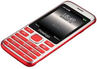 Мобільний телефон Prestigio Grace A1 1281 DS Red 6