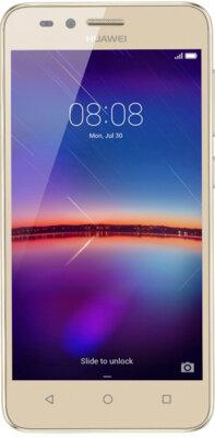 Смартфон Huawei Y3 II Dual Sim Gold 1