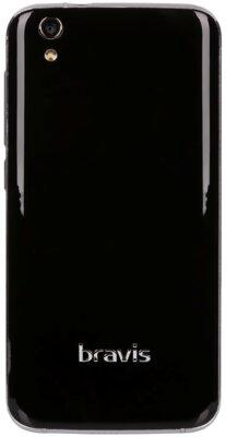 Смартфон Bravis A506 Crystal Black 2