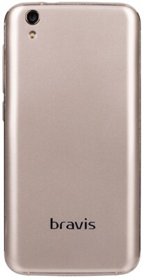 Смартфон Bravis A506 Crystal Gold 2