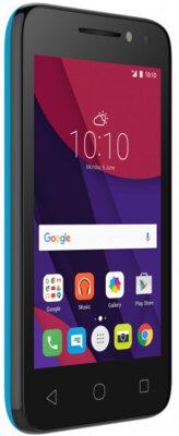 Смартфон Alcatel One Touch Pixi 4 4034D DS Sharp Blue 3