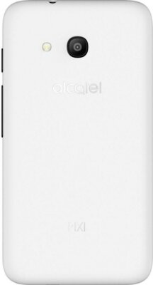 Смартфон Alcatel One Touch Pixi 4 4034D DS Pure White 2