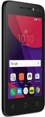 Смартфон Alcatel One Touch Pixi 4 4034D DS Pure White 3