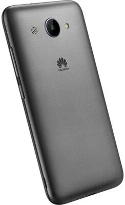 Смартфон Huawei Y3 2017 Dual Sim Grey 5