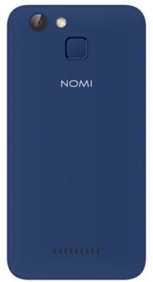 Смартфон Nomi i5012 EVO M2 Blue 3