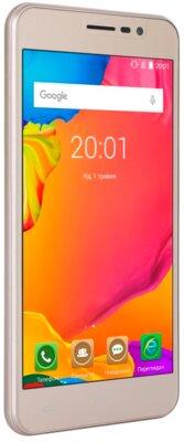 Смартфон Ergo A503 Optima Dual Sim Pure Gold 3