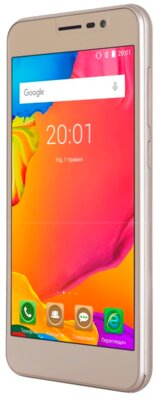 Смартфон Ergo A503 Optima Dual Sim Pure Gold 4