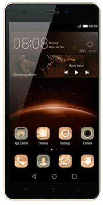 Смартфон Bravis A503 Joy Dual Sim Gold 1