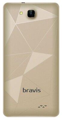 Смартфон Bravis A503 Joy Dual Sim Gold 2