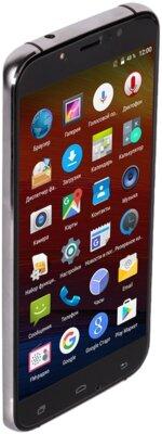 Смартфон Bravis A553 Discovery Dual Sim Black 5