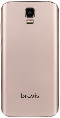 Смартфон Bravis A553 Discovery Dual Sim Gold 2