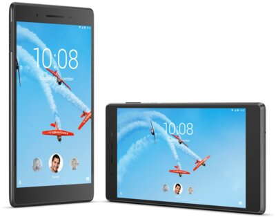Планшет Lenovo Tab 4 7 TB-7504X ZA380023UA LTE 16GB Black 3