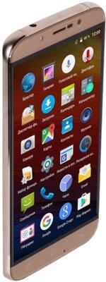 Смартфон Bravis A553 Discovery Dual Sim Gold 5