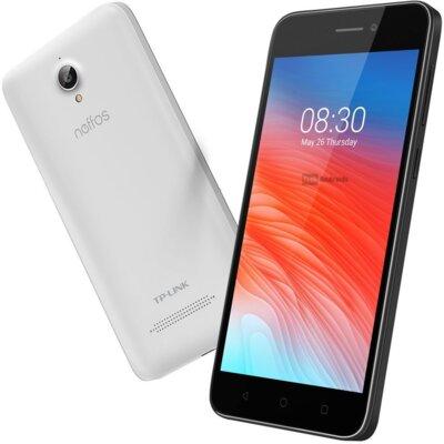 Смартфон TP-Link Neffos Y5 (TP802A14UA) Pearl White 4