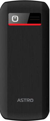 Мобільний телефон Astro A170 Black/Red 2