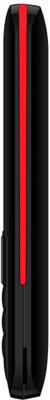 Мобільний телефон Astro A170 Black/Red 3